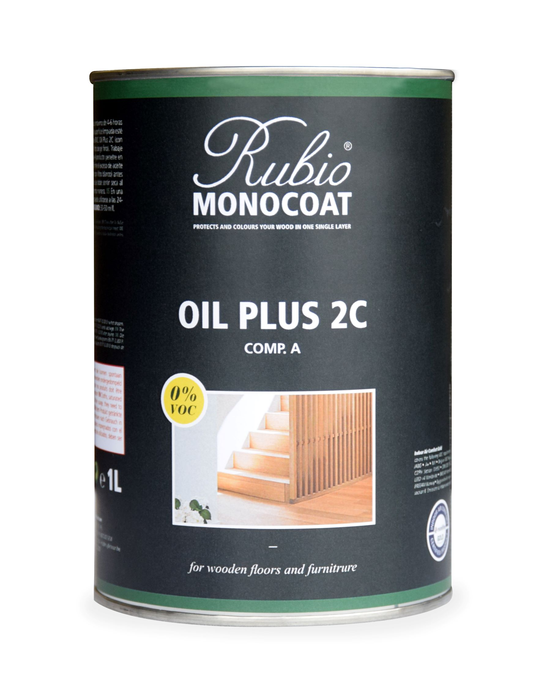 RMC Oil Plus A-Komp. PG: Pure (bezbojno)